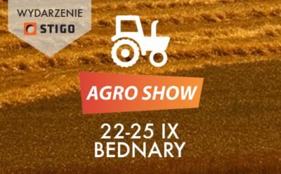 AGRO SHOW 2017 STIGO