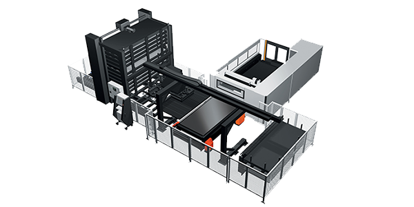 Zautomatyzowane systemy laserowe FMS