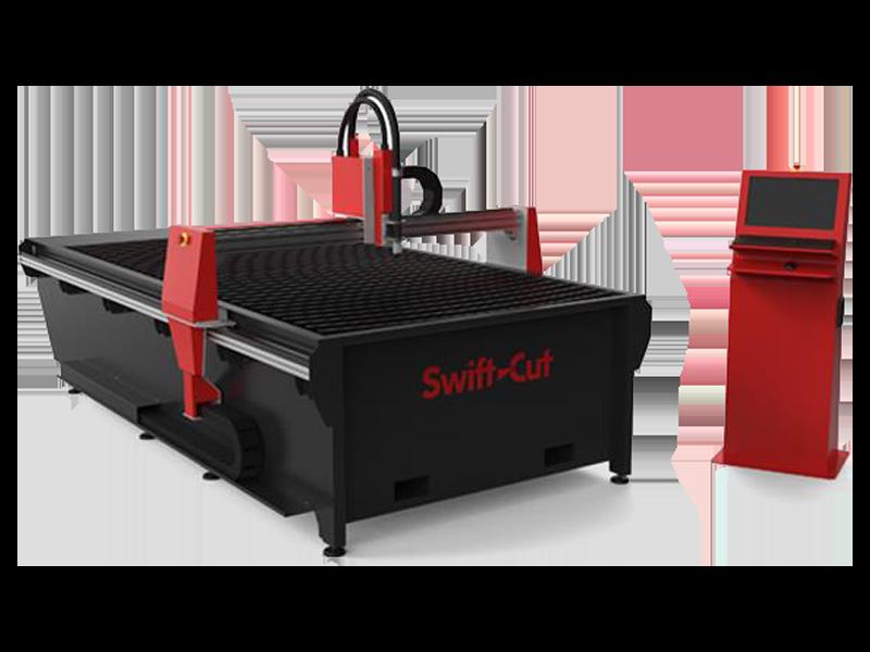 Swift-Cut - stół CNC do cięcia plazmą - SigmaNEST