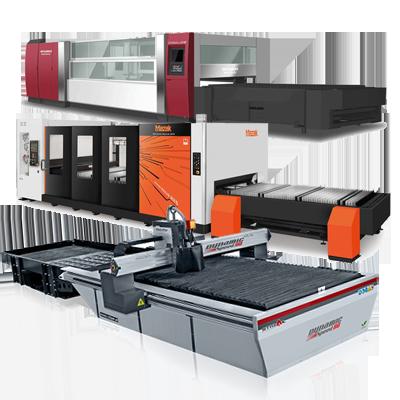 Oprogramowanie CAD/CAM do optymalizacji cięcia - producenci maszyn