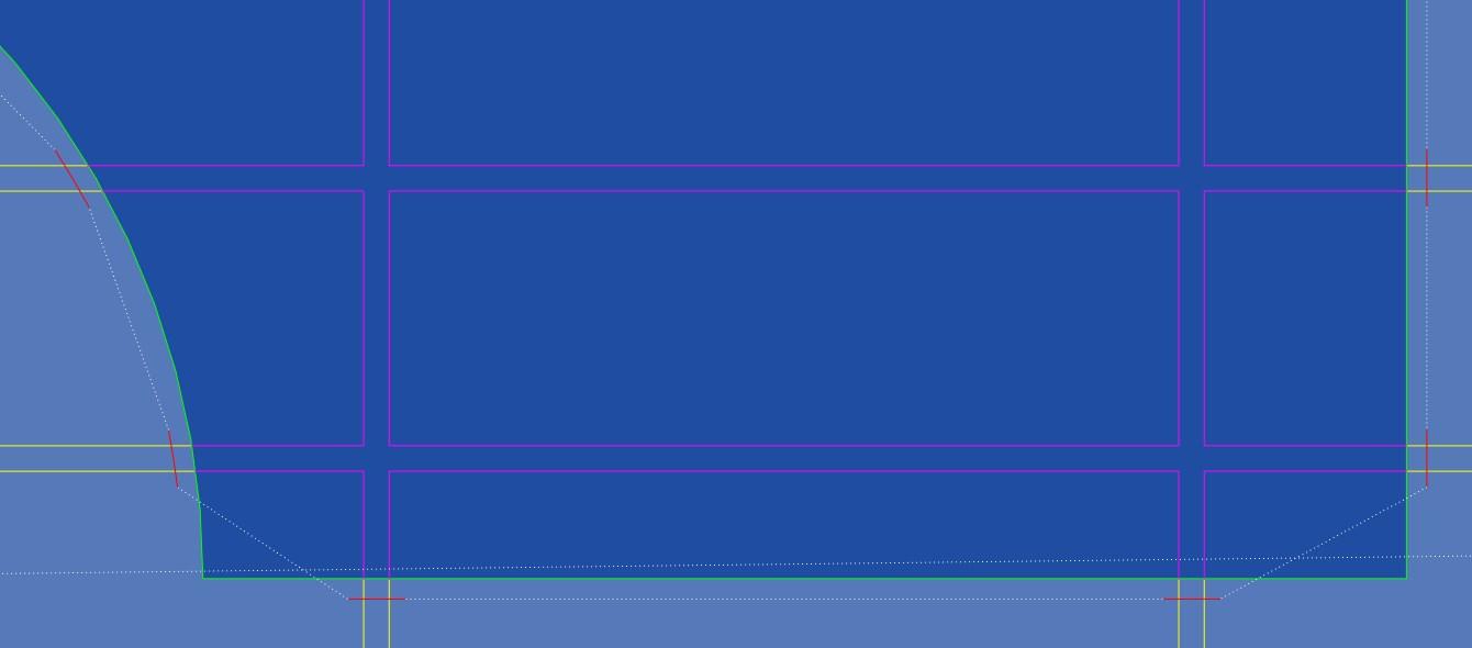Nowość: SigmaNEST X1.7 - opcja NC kratownicy