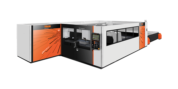 Obrabiarki laserowe CNC Mazak