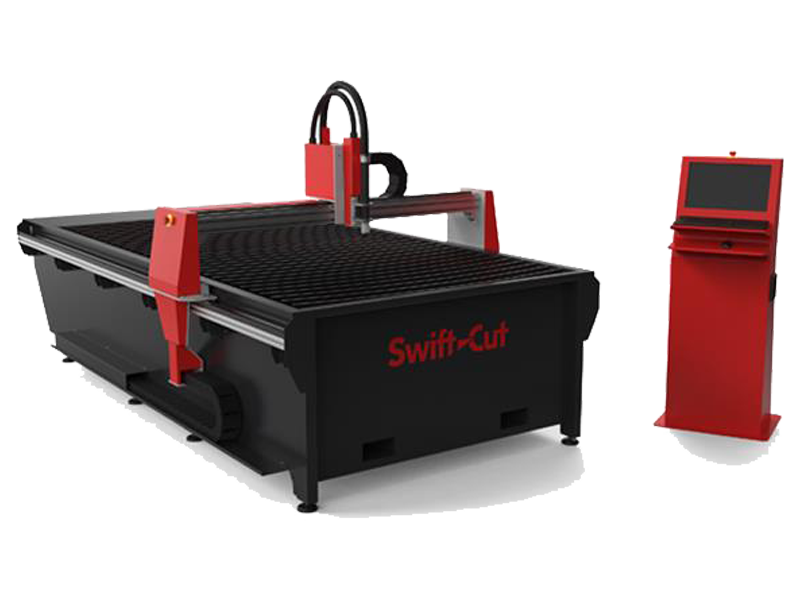 Swift-Cut - stół CNC do cięcia plazmą - SigmaNEST