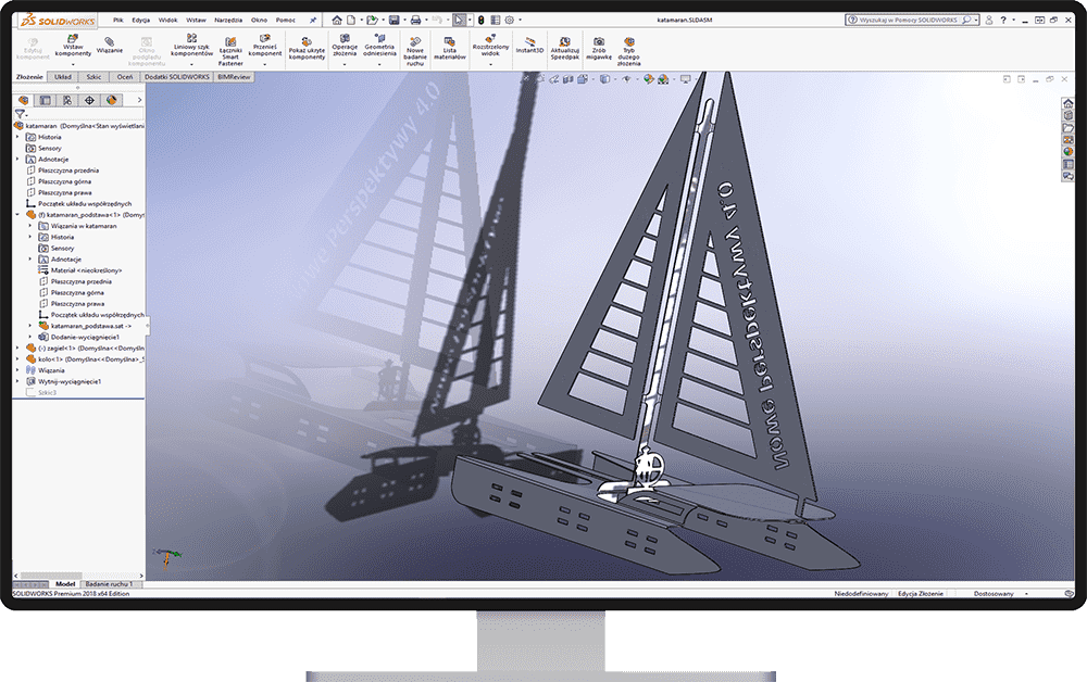 Obsługiwane pliki 2D/3D - SigmaBEND