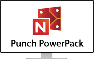 Pakiety SigmaNEST - PunchTechno