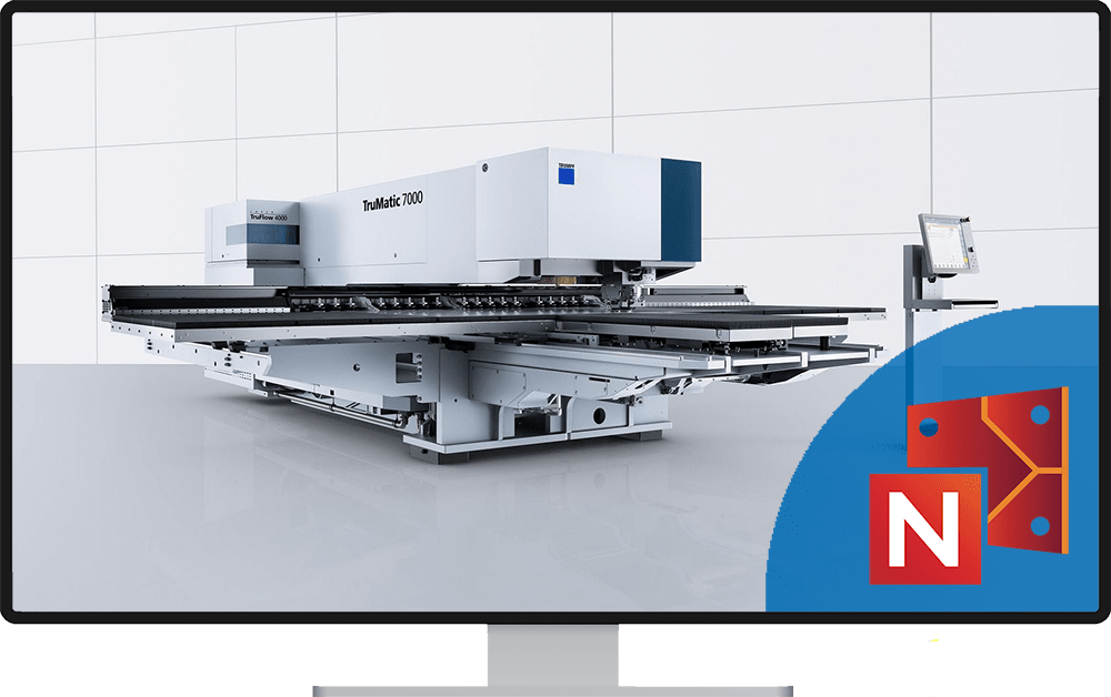 Oprogramowanie CAD/CAM na maszyny TRUMPF