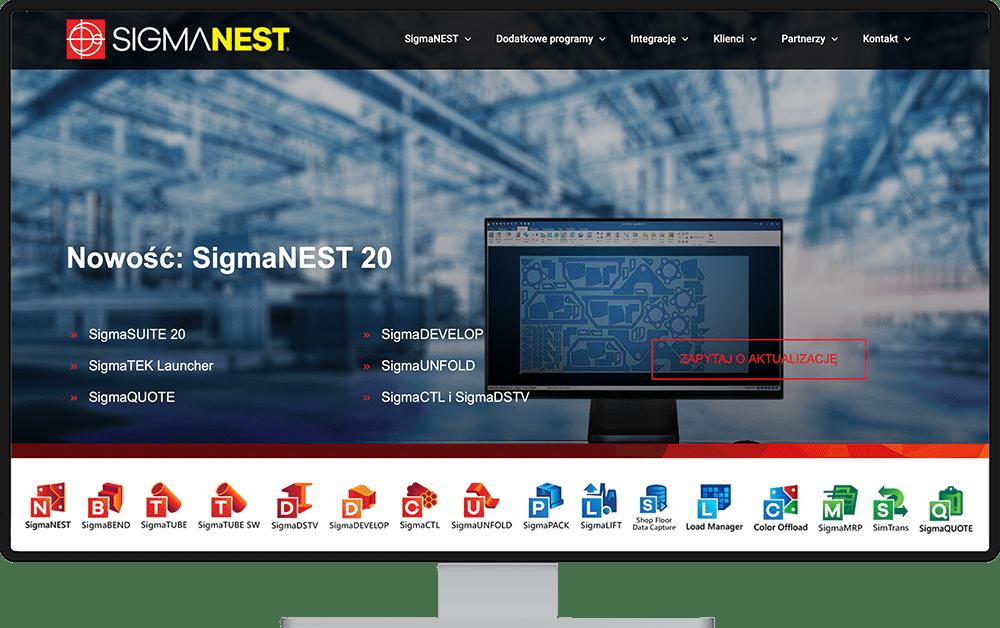 SigmaNEST 20