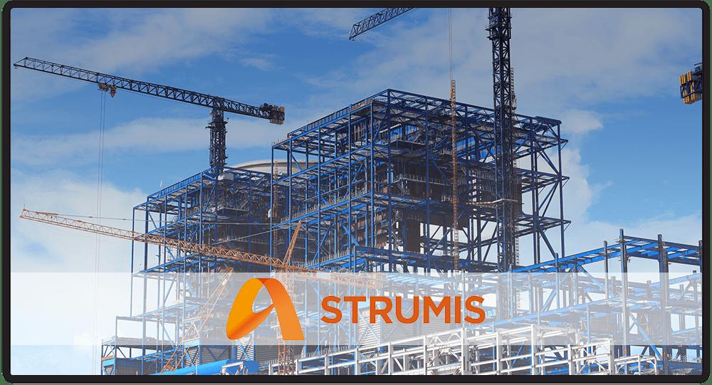 Zarządzanie produkcją konstrukcji stalowych STRUMIS