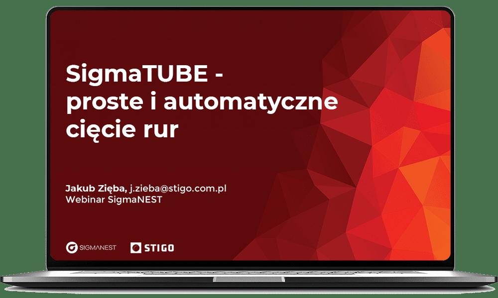 SigmaTUBE - proste i automatyczne cięcie rur